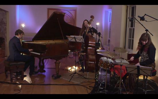 """Picture of Past Event - Ilario Ferrari Trio presents """"Childhood Memories"""""""